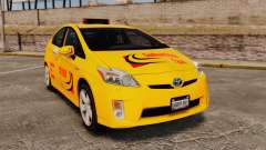 Toyota Prius 2011 Adelaide Taxi for GTA 4