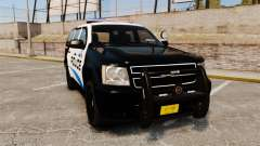 Chevrolet Tahoe Police [ELS] for GTA 4