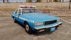 Chevrolet Caprice 1987 LCPD for GTA 4
