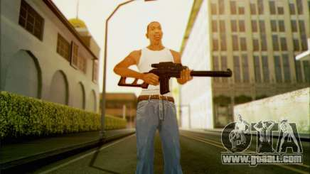 VSS Vintorez-Tactical for GTA San Andreas