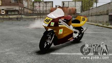 NRG500 for GTA 4