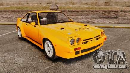 Opel Manta for GTA 4