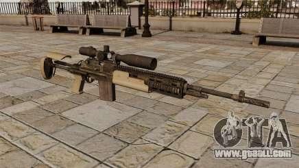 M14 sniper rifle for GTA 4