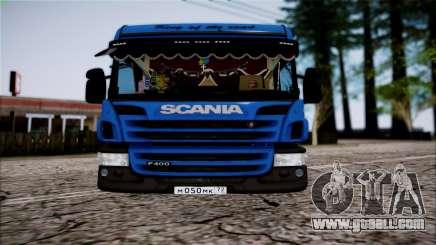 Scania P400 for GTA San Andreas
