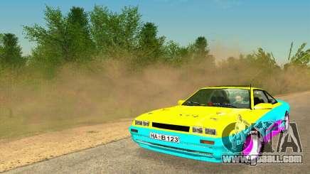 Opel Manta Mattig Extreme for GTA San Andreas