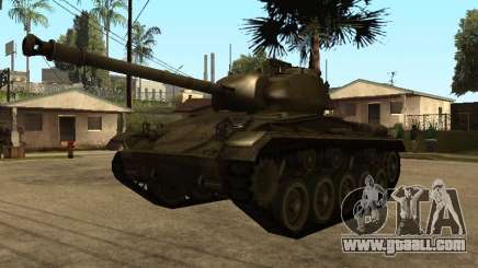 M24-Chaffee for GTA San Andreas