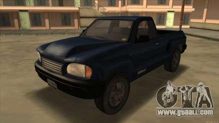 Bobcat HD from GTA 3 for GTA San Andreas