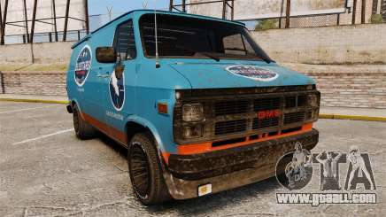 GMC Vandura G-1500 1983 Tuned [EPM] Bugstars LC for GTA 4