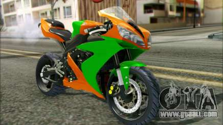 Yamaha R15 for GTA San Andreas