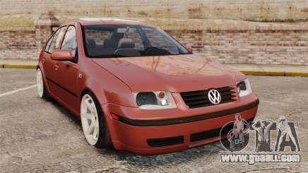 Volkswagen Bora VR6 2003 for GTA 4