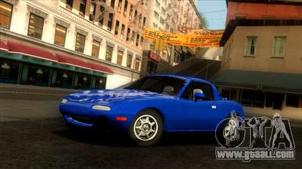 Mazda MX-5 Miata (NA) 1989 for GTA San Andreas