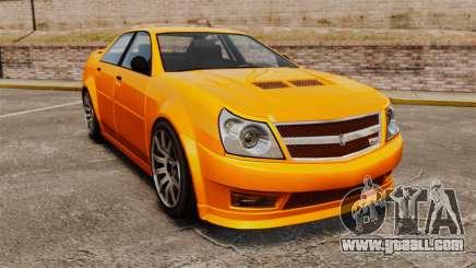 Albany Stinger for GTA 4