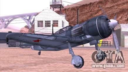 LA-5 for GTA San Andreas