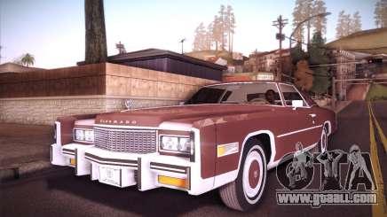 Cadillac Eldorado 1978 Coupe for GTA San Andreas