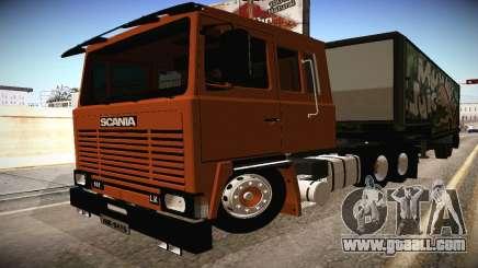 Scania LK 141 6x2 for GTA San Andreas