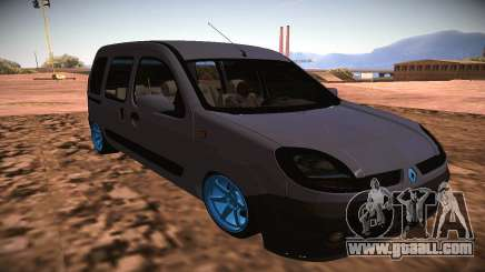Renault Kangoo 2005 v1.0 TMC for GTA San Andreas