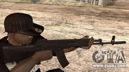 AK12 for GTA San Andreas