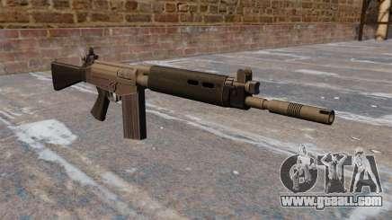 FN FAL battle rifle for GTA 4