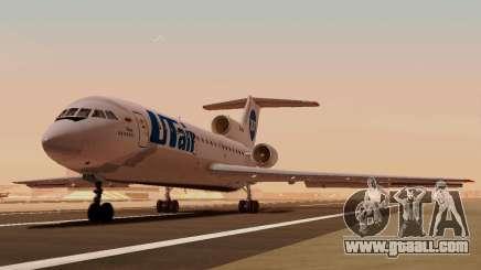 Yak-42D UTair for GTA San Andreas