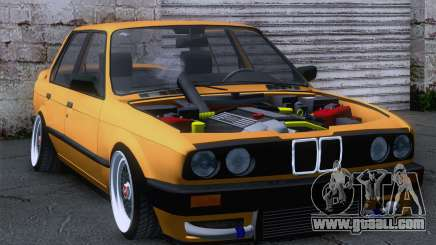 BMW E30 325i for GTA San Andreas