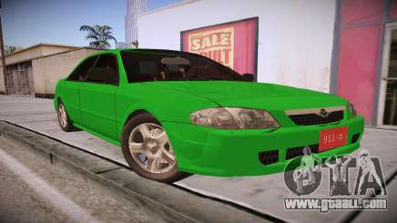 Mazda Protege for GTA San Andreas