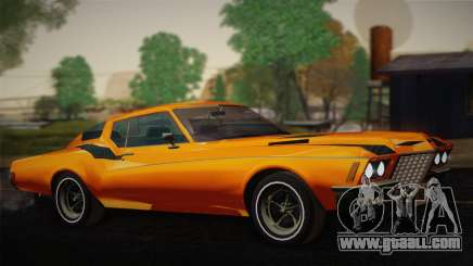 Buick Riviera 1972 Carbine Version for GTA San Andreas