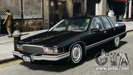Buick Roadmaster 1996 for GTA 4