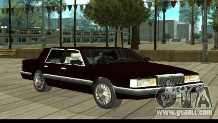Willard HD (Dodge dynasty) for GTA San Andreas
