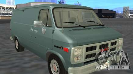 GMC Vandura G-1500 1983 for GTA San Andreas