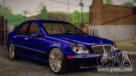 Mercedes-Benz C320 Elegance 2004 for GTA San Andreas