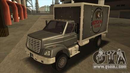 Yankee HD from GTA 3 for GTA San Andreas