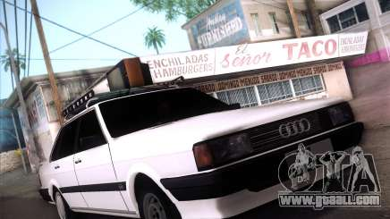 Audi 80 B2 v2.0 for GTA San Andreas