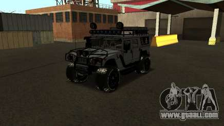 Hummer H1 Offroad for GTA San Andreas