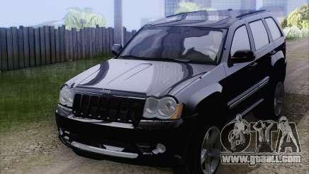 Jeep Cherokee SRT8 for GTA San Andreas