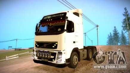 Volvo FH16 (Roadtrain) for GTA San Andreas