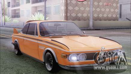BMW 30 CSL 1971 for GTA San Andreas