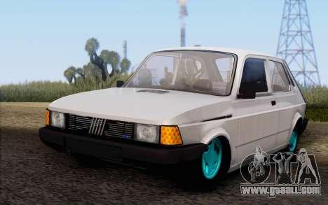 Fiat 147 Spazio-TR for GTA San Andreas