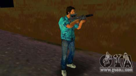 PM-98 Glauberite for GTA Vice City forth screenshot