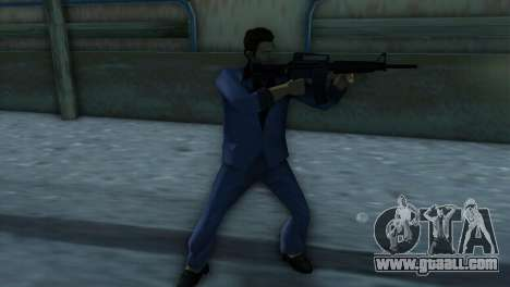 M4 from the XBOX version for GTA Vice City second screenshot