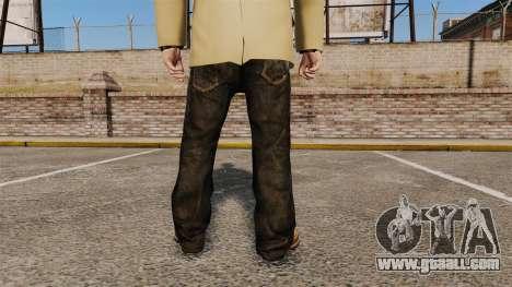 Jeans Bernies for GTA 4 second screenshot
