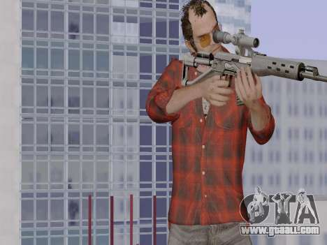 Trevor Phillips for GTA San Andreas forth screenshot