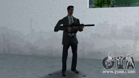 Kriss Super V for GTA Vice City fifth screenshot