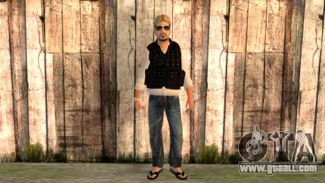 Desmadroso v5.0 for GTA San Andreas