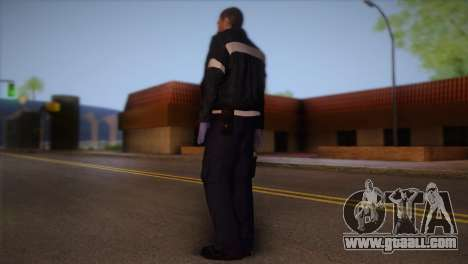 The Medic from GTA 4 for GTA San Andreas second screenshot