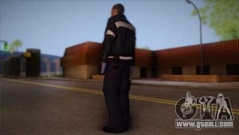 The Medic from GTA 4 for GTA San Andreas second screenshot