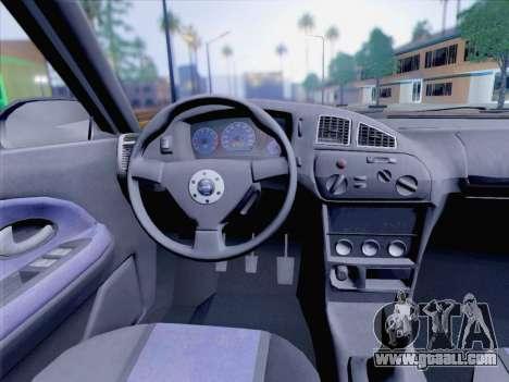 Mitsubishi Lancer Evolution VI LE for GTA San Andreas engine