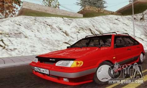 Ba3 2114 for GTA San Andreas