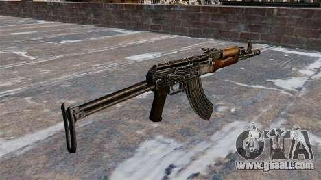 Automatic Khyber Pass AK for GTA 4 second screenshot