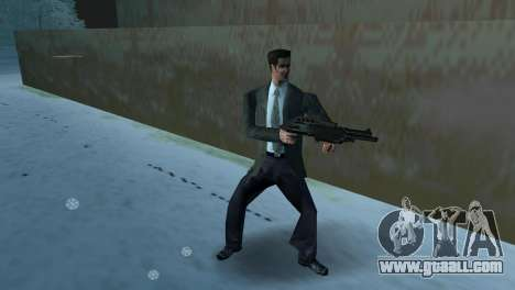Retekstur weapons for GTA Vice City fifth screenshot