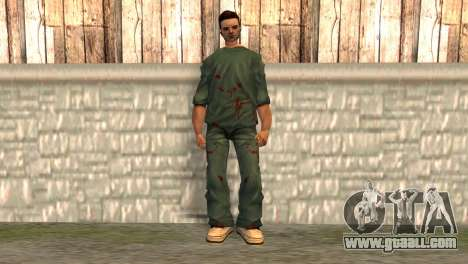 Leo Kasper for GTA San Andreas